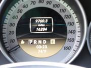 2012 Mercedes-benz 2012 - Mercedes-benz C-class